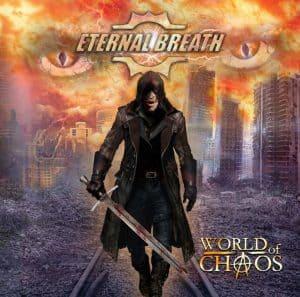 World of Chaos album artwork revealed